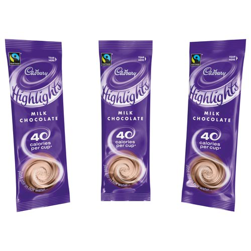 Cadbury Chocolate Highlights Sachets 11g (30)