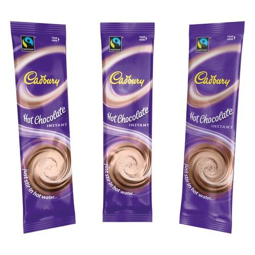 Cadbury Chocolate Break Sachet 28g (50)