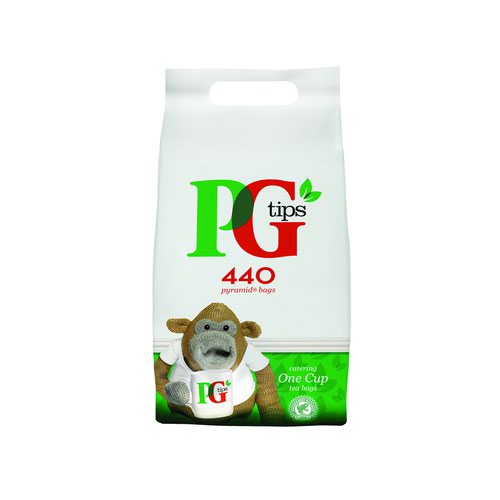 PG Tips Pyramid Tea Bags (440)