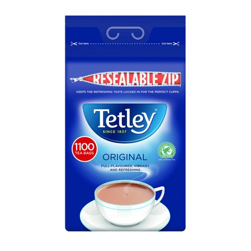Tetley One Cup Tea Bags (1100)