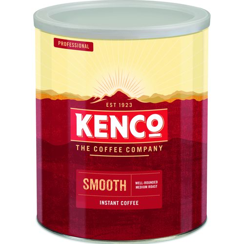 Kenco Smooth Roast Coffee Tin 750g 4032075