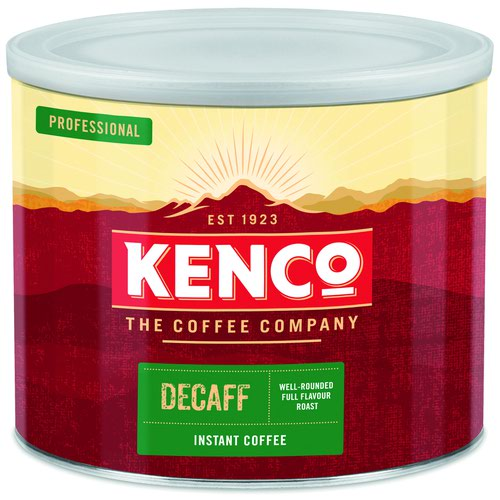 Kenco Decaff Coffee Tin 500g