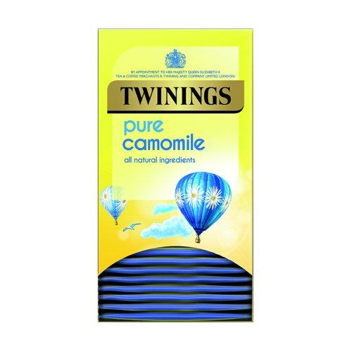 Twinings Pure Camomile Tea Bags (20)