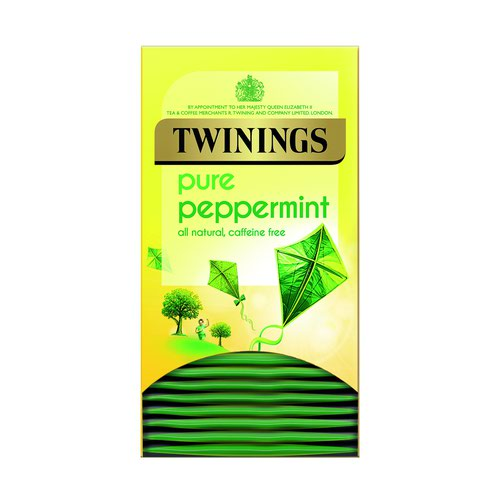 Twinings Classic Herbal Pure Peppermint Tea Bags (20)
