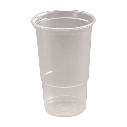 Plastic Pint Glass Clear (50)