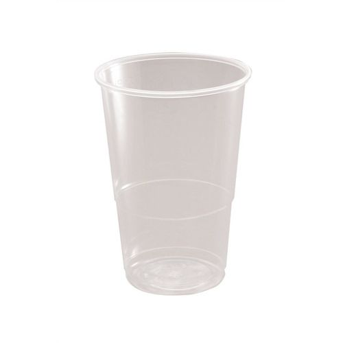 Plastic Half Pint Glass (50)
