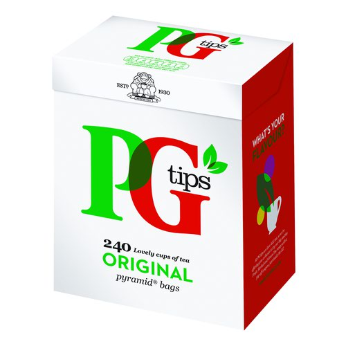 PG Tips Tea Bags (240)