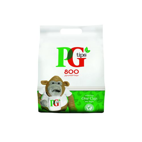PG Tips Pyramid Tea Bags (800)