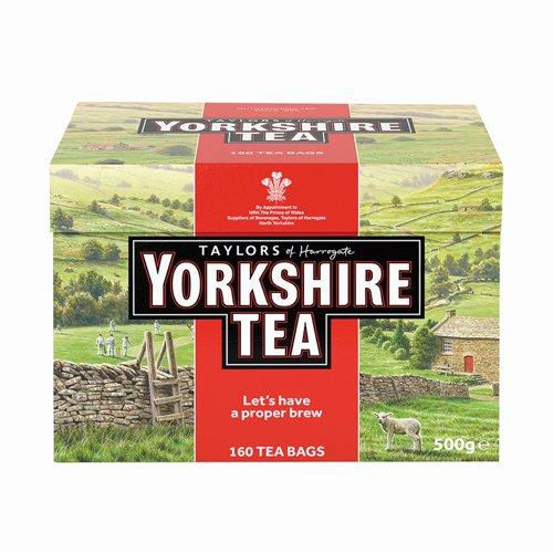 Yorkshire Tea Tea Bags (160)