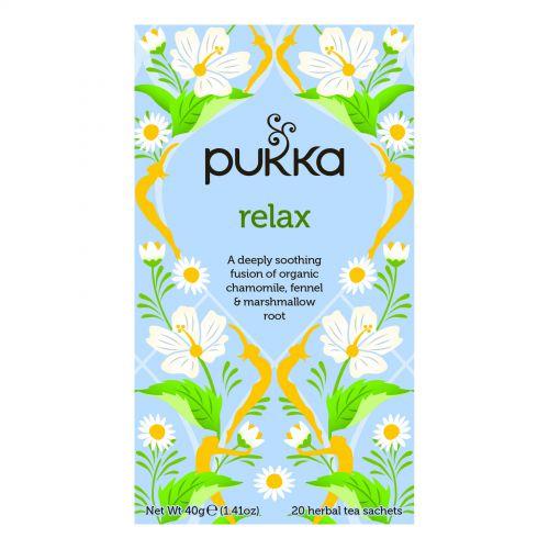Pukka Relax Tea (20)