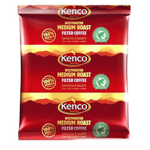 Kenco Westminster 3-Pint Coffee Sachets 60g (50)