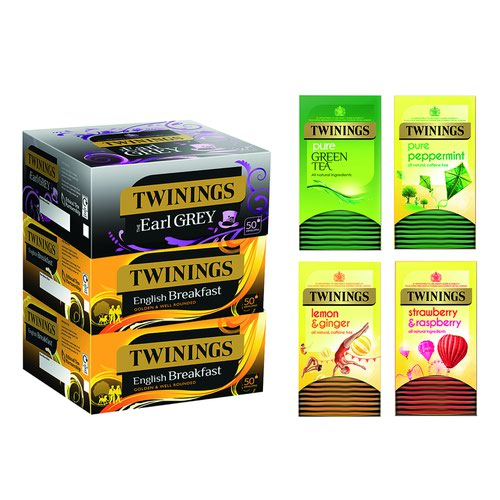 Twinings Favourites Variety Pack