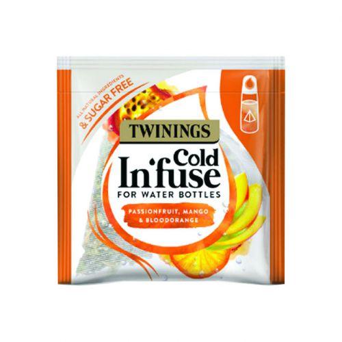 Twinings Cold Infuse Passionfruit Mango & Blood Orange 2.5g (100) F15121