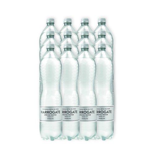 Harrogate Sparkling Water 1.5litre (12)