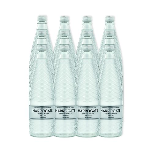 Harrogate Sparkling Water Glass 750ml (12)