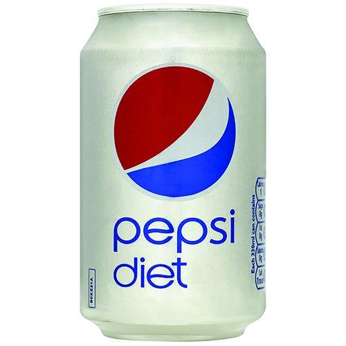 Pepsi Diet 330ml (24)