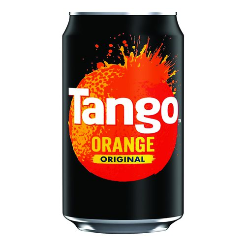 Tango Orange Can 330ml (24)