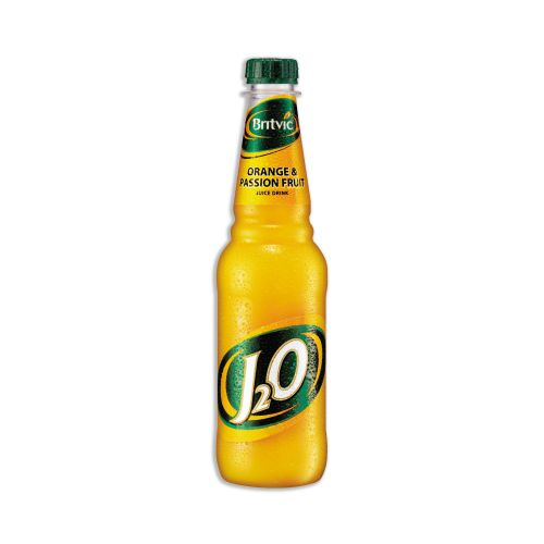 J2O Orange & Passionfruit 330ml (24) 0402042