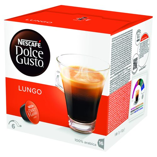 NESCAFE Dolce Gusto Caffe Lungo (48) 12019900