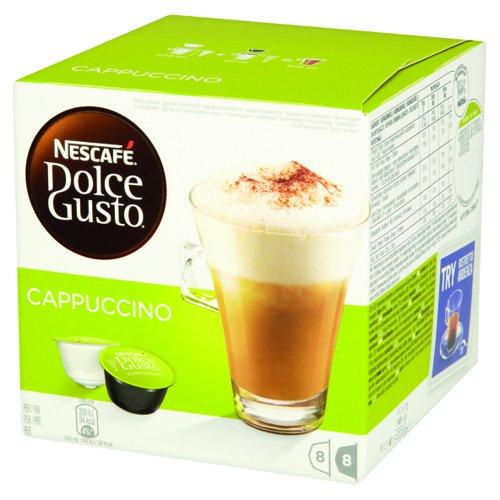NESCAFE Dolce Gusto Cappuccino (3x16) 12019905