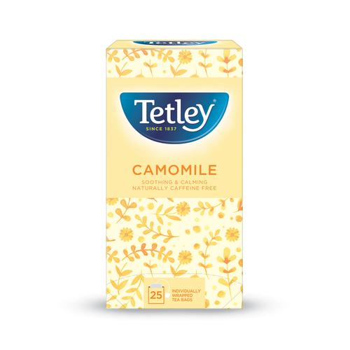Tetley Camomile Tea Bags (25)