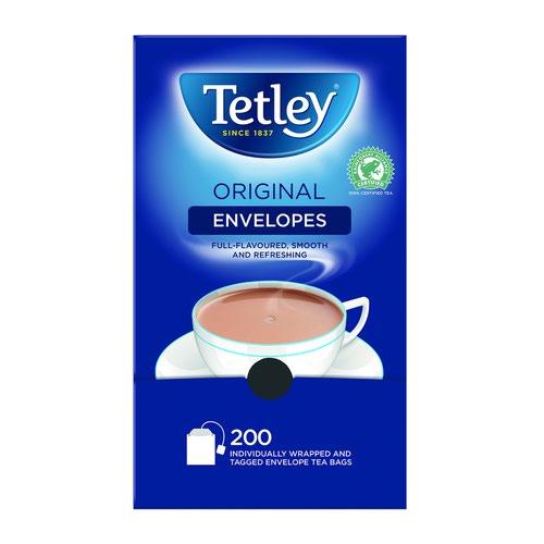 Tetley Envelope Tea Bags (200) A01416
