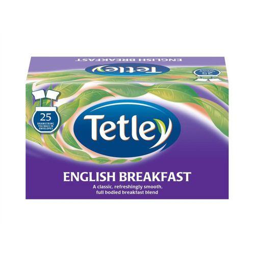 Tetley English Breakfast Tea (25) 1278