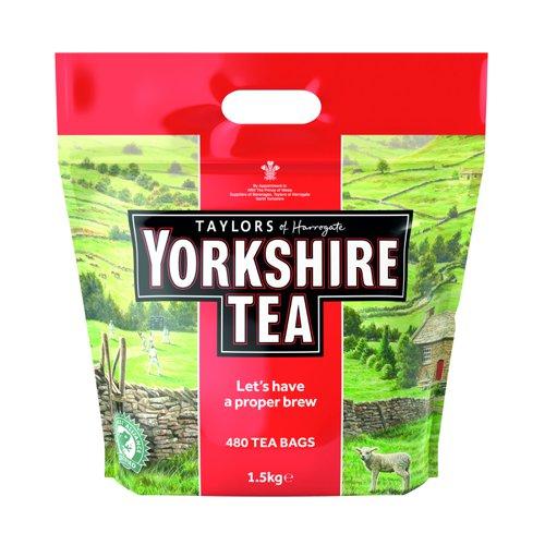 Yorkshire Tea Tea Bags (480)