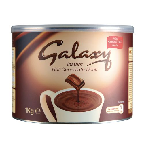 Galaxy Instant Hot Chocolate 1kg