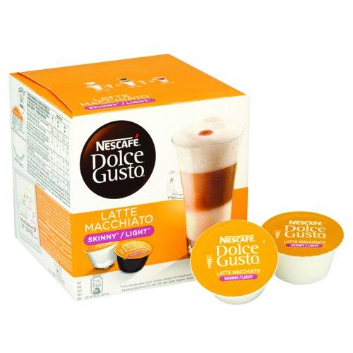 NESCAFE Dolce Gusto Skinny Latte Capsule (3x16) 12051231