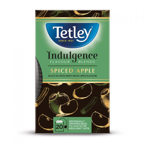 Tetley Indulgence Spiced Apple Tea Bags (20)