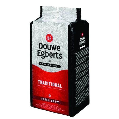 Douwe Egberts Traditional Fresh Brew Coffee 1kg 434924