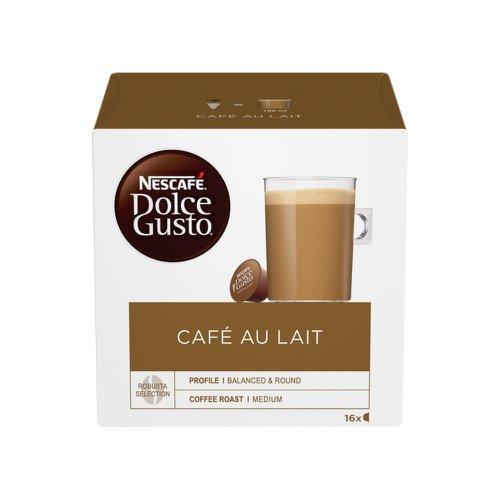 NESCAFE Dolce Gusto Cafe Au Lait Capsule (16) 12235939