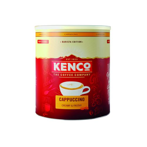 Kenco Barista Edition Cappuccino 750g 4051723
