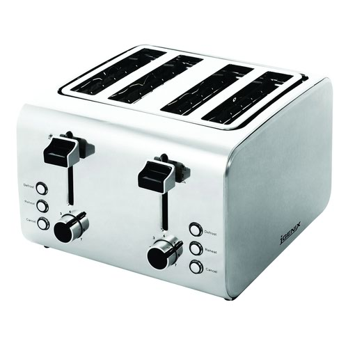 Four-Slice Toaster White MM9795
