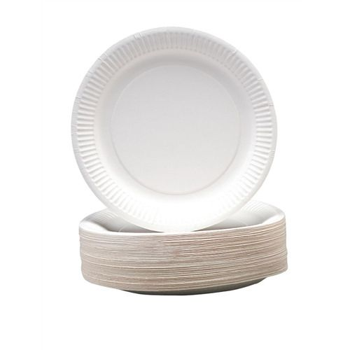 Disposable Paper Plates 230mm (100)