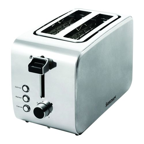 Two-Slice Toaster Stainless Steel IG3001