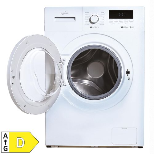 Statesman XR612W Washing Machine White
