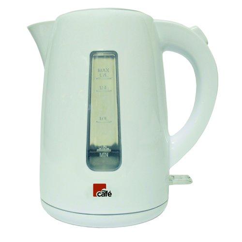 MyCafe White Jug Kettle 1.7 Litre