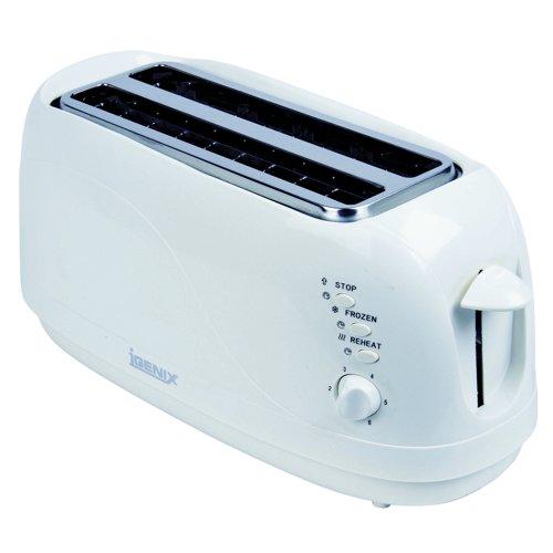 Igenix 4 Slice Long Toaster