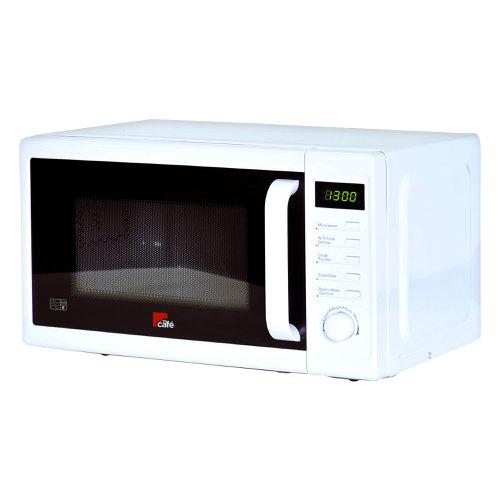 MyCafe White Digital Microwave 20 Litre