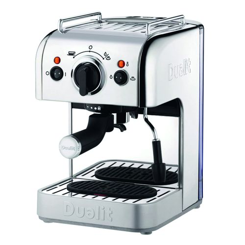 Dualit 3-in-1 Coffee Machine Stainless Steel