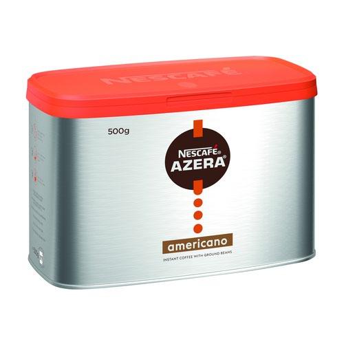 NESCAFE Azera Americano Barista Style Coffee 500g (2) + Quality Street