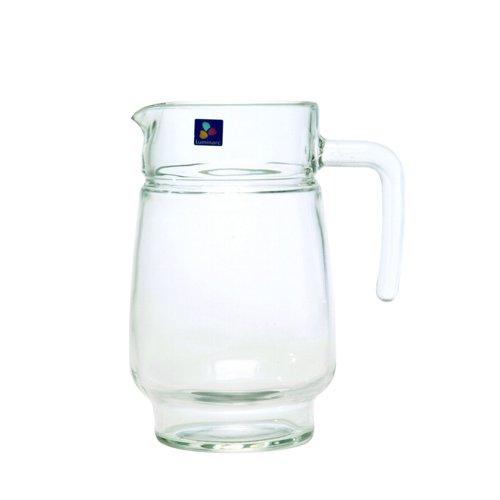 Tivoli Clear Glass Jug 1.6litre