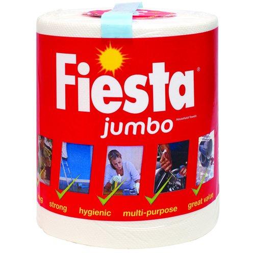Fiesta Jumbo Kitchen Roll 600sheets