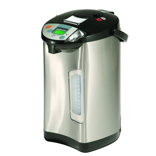 Addis Thermo Pot Stainless Steel/Black 5 Litre