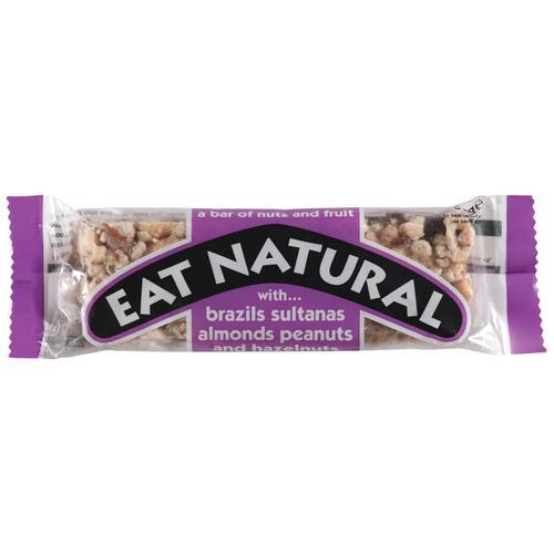 Eat Natural Bar Nuts and Fruit 50g (12)
