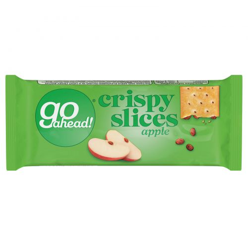 Go Ahead Apple and Sultana Slices PK24