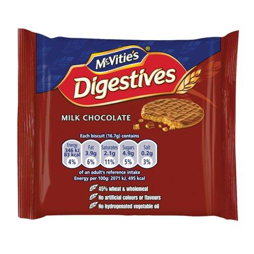 McVities Chocolate Digestive (48x2) A07384