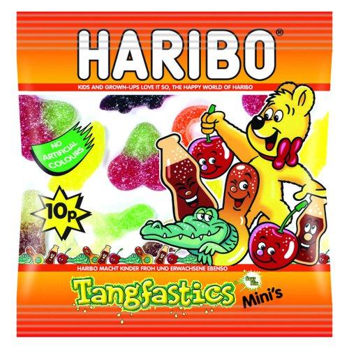 Haribo Tangfastics Minis Bag 20g (100) 73142
